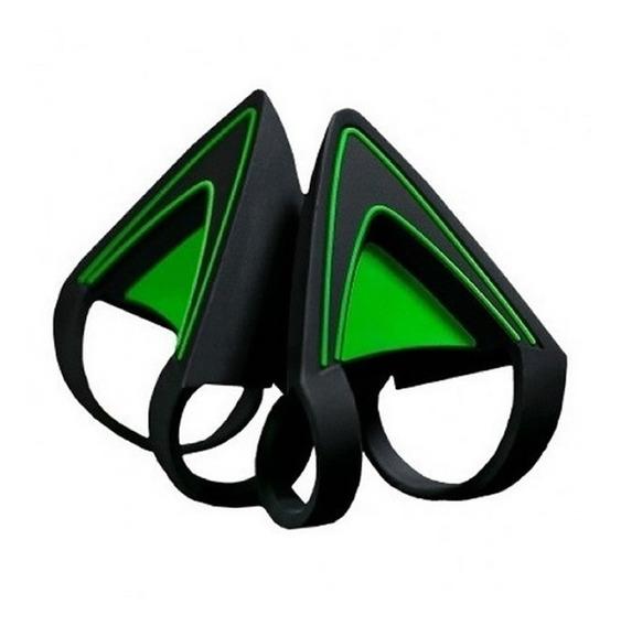 Kitty Ears Para Auriculares Razer Kraken Green - Cuotas