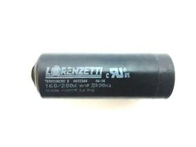Capacitor De Arranque 160-200mfd 220v Cnr-4227