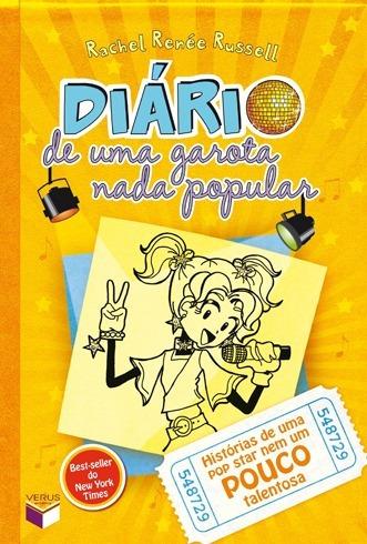 Diário De Uma Garota Nada Popular Volumes 3 3,5 4 E 5