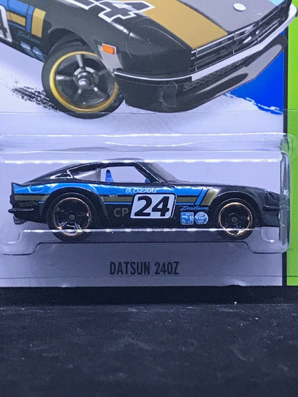 Hot Wheels Datsun 240z - Hw Workshop 2015