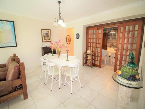 Apartamento Residencial À Venda, Praia Das Pitangueiras, Guarujá. - Ap3437 - 34710132