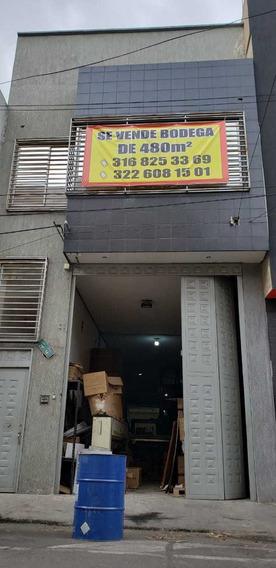 Remato Espectacular Bodega Bogotá Barrio Santander.
