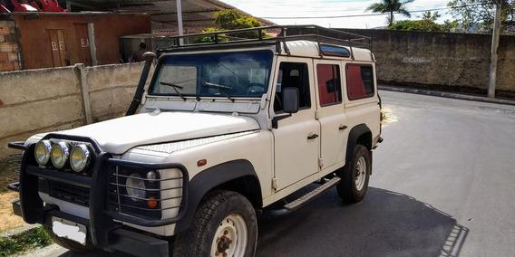 Land Rover Defender 110 Sw 5l - 2.5 - 4 Portas
