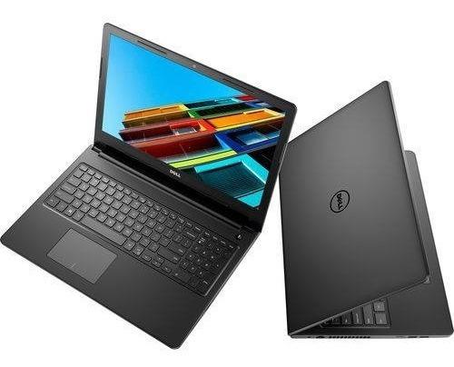 Notebook Dell Intel Core I3 8gb Ddr4 1tb C/ Nota Fiscal E Garantia!! Ganhe De Brinde Uma Multifuncional Hp ! Promocao.