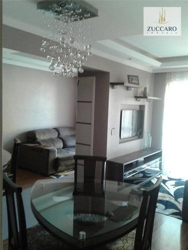Apartamento Residencial À Venda, Jardim Rosa De Franca, Guarulhos - Ap4738. - Ap4738