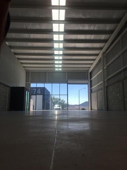 Bodega Industrial En Renta El Marques, Queretaro. Ibr191015-sb
