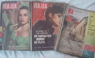 Revistas Vea Y Lea N° Discontinuos / 1960-1963