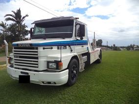 Scania 112h Guincho De Arraste Pesado
