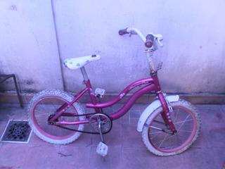 Bicicleta Para Niños Rod.16