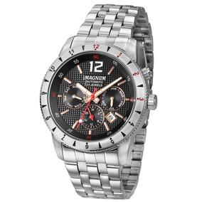 Relógio Magnum Automatic 21 Jewels Ma33979t