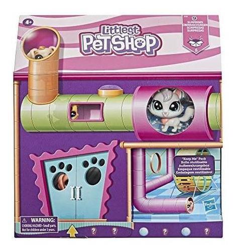 Imagen 1 de 6 de Juguete De Casa De Juegos Para Mascotas Littlest Pet Shop, M