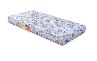 Colchon Para Cuna Poliester Bebe 130 X 70 1 Lado Impermeable