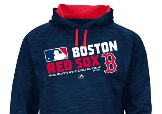 Sueter Caballero Red Sox De Boston - Talla S
