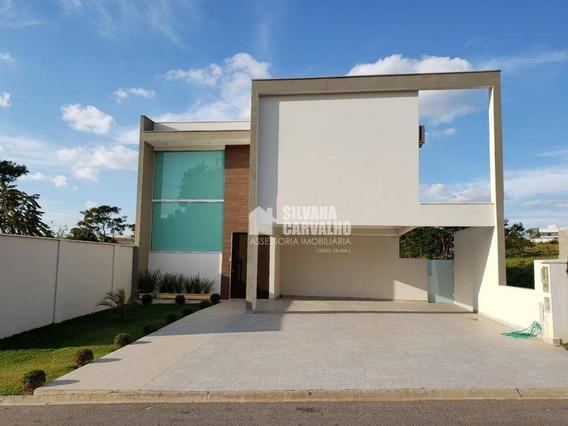 Casa À Venda No Condomínio Vila Dos Manacás Em Itu/sp - Ca7746
