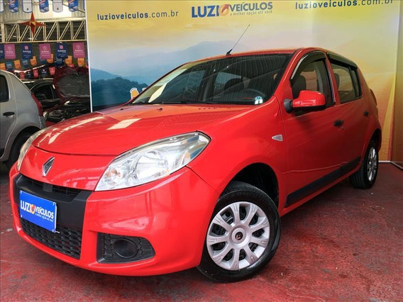 Renault Sandero Sandero 1.0 Expression 16v Flex 4p Manual