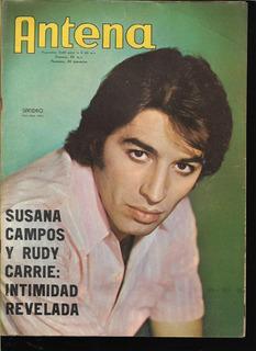 Revista / Antena / 2009 / Año 1970 / Tapa Sandro / A34