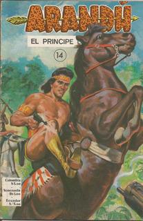 Arandú El Príncipe De La Selva Varias Revistas Edit Cinco