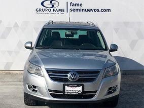 Volkswagen Tiguan Track & Fun 4motion Piel 5 Puertas