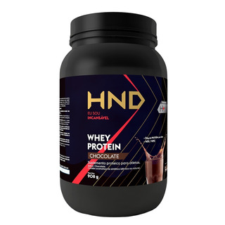 Whey Protein Hnd Chocolate/ Morango 908 G Frete Grátis