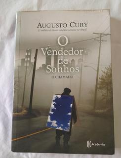 Livro O Vendedor De Sonhos - O Chamado / Augusto Cury