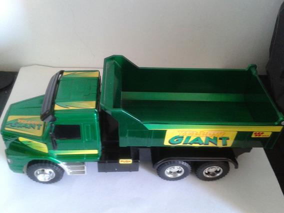 Camion Volteo Scania Escala 1/24 De Plástico