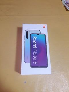 Celular Xiaomi Note 8 Blue