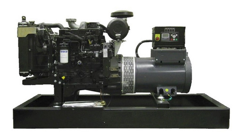 Generador Grupo Electrógeno Iveco Fiat Diesel 93kva