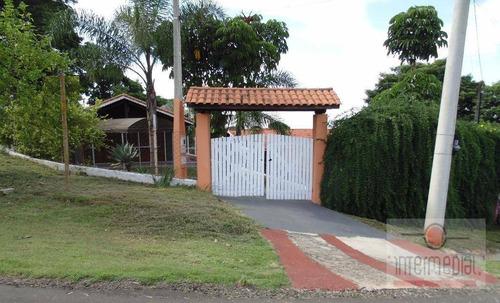 Chácara Residencial À Venda, Colina Nova Boituva, Boituva. - Ch0490