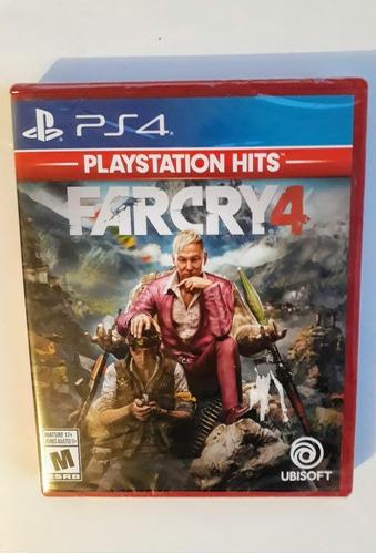 Far Cry 4 Juego Ps4 Nuevo Y Sellado En Español