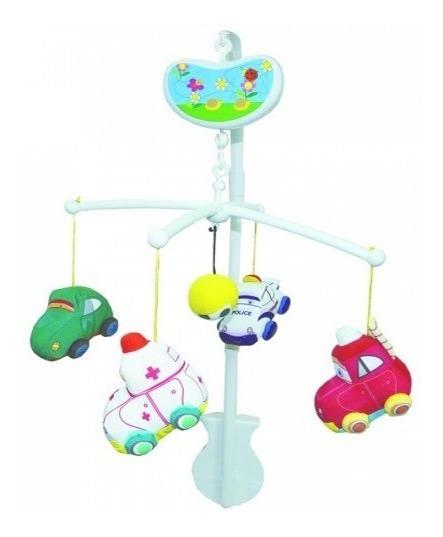 Movil Musical Para Cuna Biba Toys Bm083