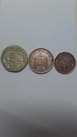 Monedas Reino Unido 1979