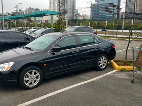 Honda Accord 2.4 Lx 4p Blindado