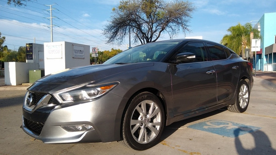 Nissan Maxima 3.5 Advance Cvt 2016