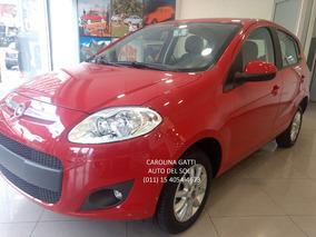 Fiat Palio Attractive Creditos Uva 0% Entrega Ya Contad Perm