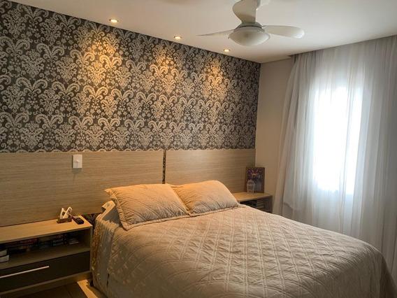 Lindo Apartamento Com Móveis Planejados.