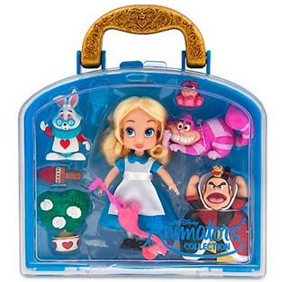 Disney Alicia Animators Collection Mini Set Disney Store