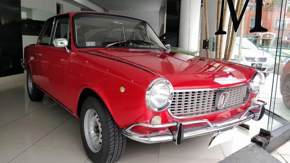 Fiat 1500 Coupe De Coleccion Año 1969