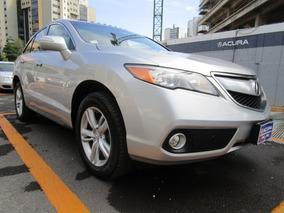 Acura Rdx 3.5 Plata 2013