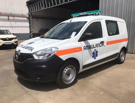 Renault Kangoo Ambulancia (mb)