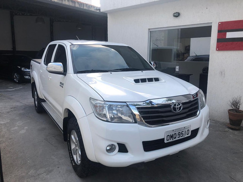 Hilux Srv Cd 4x4 Diesel Automatica