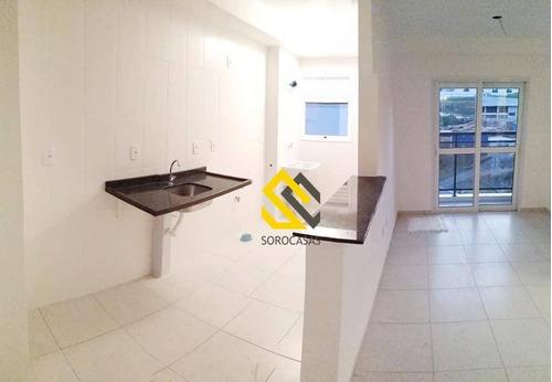 Apartamento Com 2 Dormitórios Para Alugar, 52 M² Por R$ 1.284,00/mês - Parque Morumbi - Votorantim/sp - Ap0995