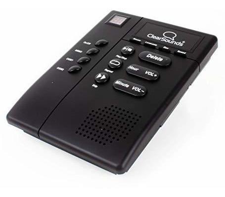 Sonidos Amplificados Contestadora Digital (ans3000)