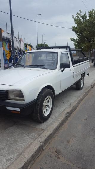 Peugeot 504 2.0 Pick Up G 1988