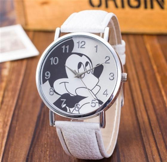 Relógio Infantil Mickey Mouse Importado Pronta Entrega