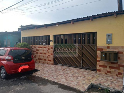 Casa Com 4 Dormitórios À Venda, 150 M² Por R$ 140.000 - Cidade Nova - Manaus/am - Ca4046
