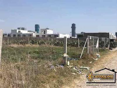 Terreno En Venta En Tlaxcalancingo Opt-0126