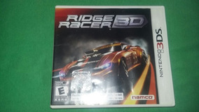 Rigde Racer 3ds (americano)