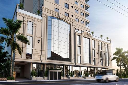 Imperial Coast Residence - Apartamento 3 Suítes Com 2 Vagas De Garagem - Área De Lazer Completa - 1740_1