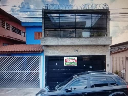 Imagem 1 de 1 de Sobrado No Jardim Santa Adélia - Sb57623v