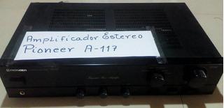 Amplificador Estereo A-117 Pioneer 210 W. (#166)